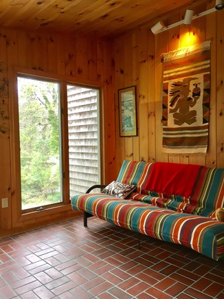 Eastham Cape Cod vacation rental - Additional sleeping area (futon)