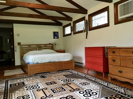 Eastham Cape Cod vacation rental - Master bedroom (Queen-sized bed)