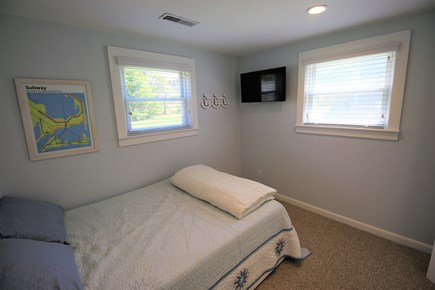 Chatham Cape Cod vacation rental - Kids room - full bed with pullout twin