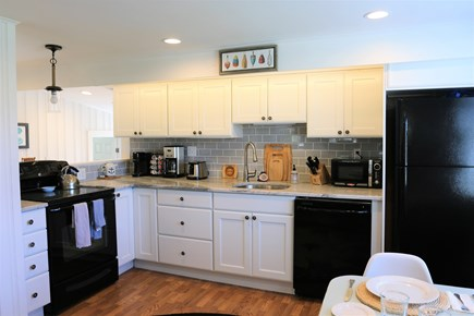 Chatham Cape Cod vacation rental - New kitchen with granite countertops
