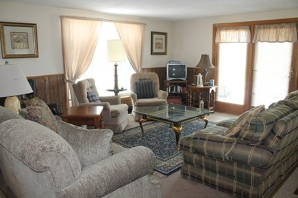 Eastham Cape Cod vacation rental - Living Room 1