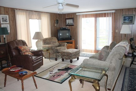 Eastham Cape Cod vacation rental - Living Room 2