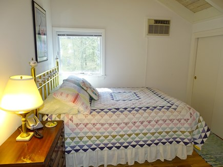 Mashpee Cape Cod vacation rental - Upstairs full bedroom with TV