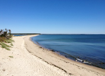 Mashpee Cape Cod vacation rental - Walk 5 minutes to Popponesset Beach!