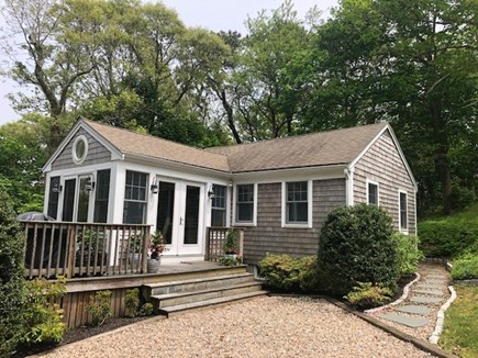 Eastham Cape Cod vacation rental - Welcome to our two bedroom cottage on Schoolhouse Pond.