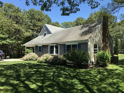 West Yarmouth Cape Cod vacation rental - Front yard with room to play