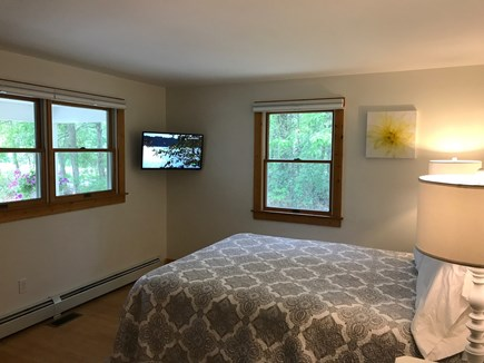 West Yarmouth Cape Cod vacation rental - Master bedroom on 1st floor