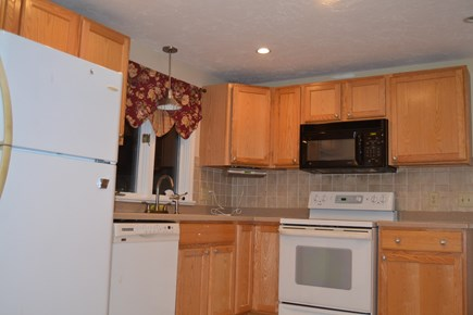 Falmouth, Teaticket Cape Cod vacation rental - Kitchen fully stocked with everything you need