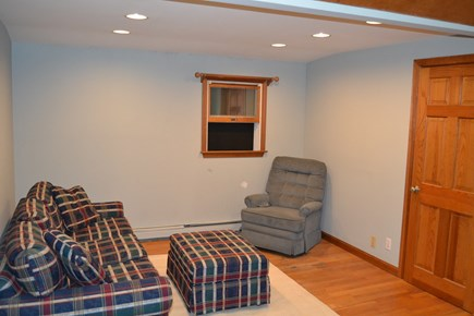 Falmouth, Teaticket Cape Cod vacation rental - Upstairs sitting room with sofabed