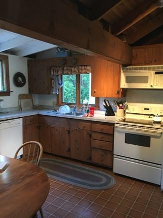 Brewster Cape Cod vacation rental - Kitchen amenities