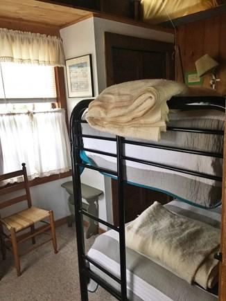 Brewster Cape Cod vacation rental - Cozy bunkroom
