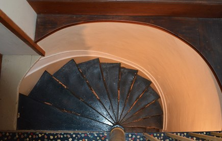 Provincetown Cape Cod vacation rental - Staircase