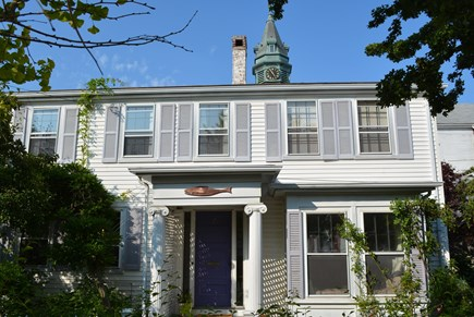 Provincetown Cape Cod vacation rental - House is right next to town hall.