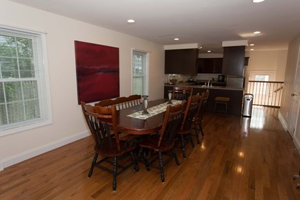 Falmouth Cape Cod vacation rental - Dining/Kitchen area