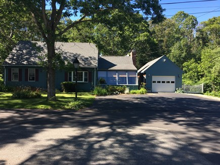 Falmouth Heights Cape Cod vacation rental - Quiet residential - Driveway can hold 4+ cars and street parking