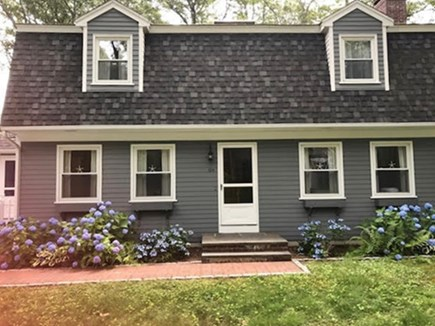 Mashpee Cape Cod vacation rental - Front of home