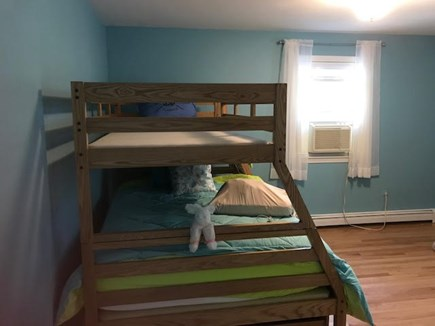 Mashpee Cape Cod vacation rental - Bedroom #3 Full bed with trundle.