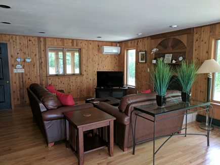 Harwich Cape Cod vacation rental - Main living area with views