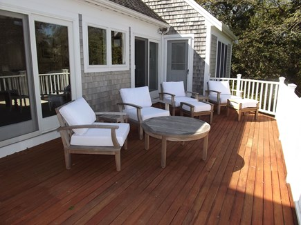 Chatham Cape Cod vacation rental - Lounging and Sitting Area with Views.