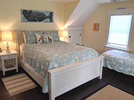 Chatham Cape Cod vacation rental - Second Floor Bedroom with Queen and Twin Bed