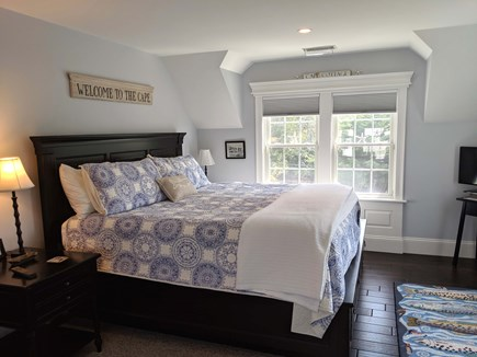 Chatham Cape Cod vacation rental - Second Floor Bedroom with King Bed