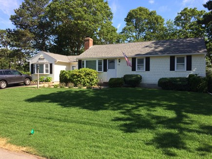 West Yarmouth Cape Cod vacation rental - Front of House