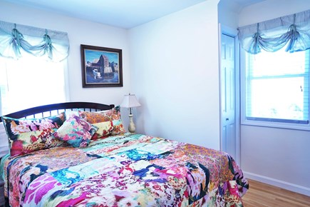 Hyannis Cape Cod vacation rental - Bedroom on the second floor with queen bed