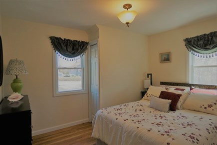Barnstable, Haynnis Cape Cod vacation rental - Comfortable Bedroom on the second floor with queen bed