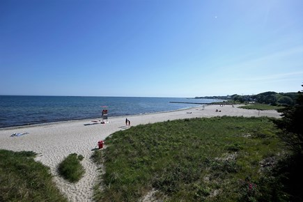 Barnstable, Haynnis Cape Cod vacation rental - Sea Street Beach, just steps away!