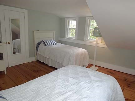 Chatham Cape Cod vacation rental - Another View of 2nd Floor Bedroom with Two Twins