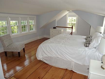 Chatham Cape Cod vacation rental - Another View of 2nd Floor Master Bedroom with King Bed
