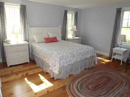 Chatham Cape Cod vacation rental - First floor queen bedroom with bathroom en suite.