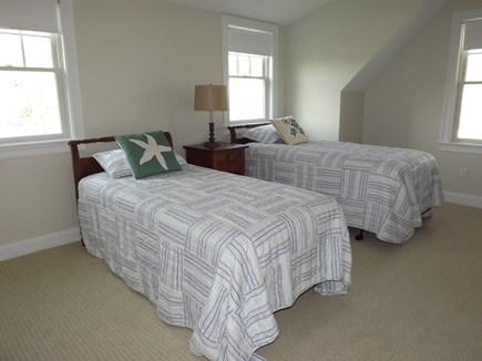 Chatham Cape Cod vacation rental - Second floor twin bedroom with bathroom en suite.