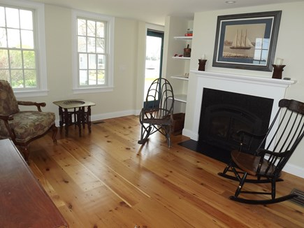 Chatham Cape Cod vacation rental - Front Parlor with Views of Ocean
