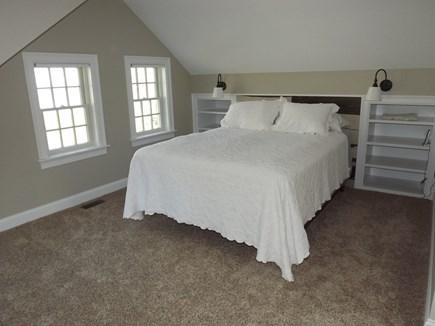Chatham Cape Cod vacation rental - Second floor queen bedroom with bathroom en suite.