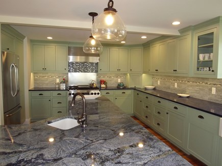 Chatham Cape Cod vacation rental - Another view of kitchen.