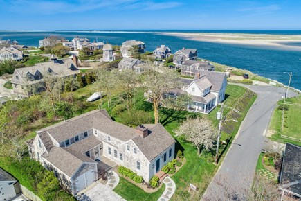 Chatham Cape Cod vacation rental - Aerial of Home