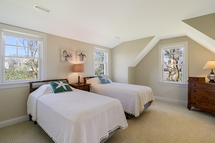 Chatham Cape Cod vacation rental - Second Floor Twin with Private Full Bathroom En Suite
