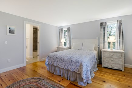 Chatham Cape Cod vacation rental - First Floor Queen Master With Bathroom En Suite