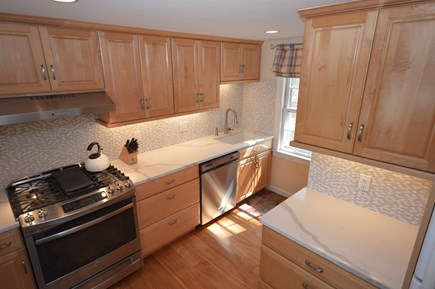 Orleans Cape Cod vacation rental - Newly Updated Kitchen - fully equipped