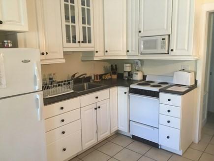 harwichport Cape Cod vacation rental - Kitchen area