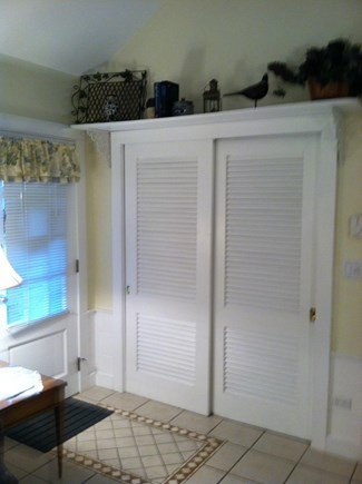 harwichport Cape Cod vacation rental - Entry