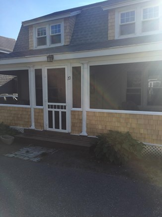 Harwichport Cape Cod vacation rental - Front view