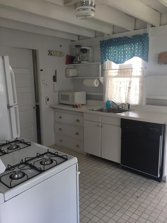 Harwichport Cape Cod vacation rental - Kitchen with large pantry