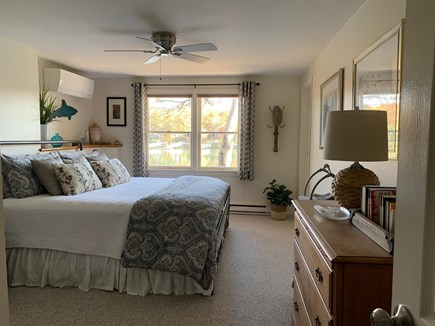 Falmouth Cape Cod vacation rental - King Bedroom #2 with private bath on lower level
