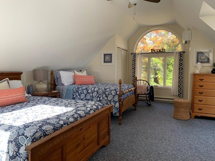 Falmouth Cape Cod vacation rental - 1 Queen and 1 Full Bedroom #4 upper level
