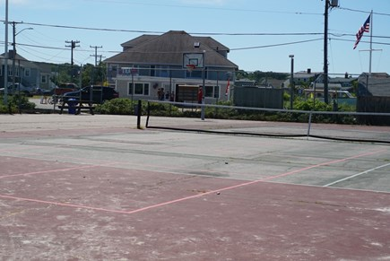 North Falmouth Cape Cod vacation rental - Tennis courts