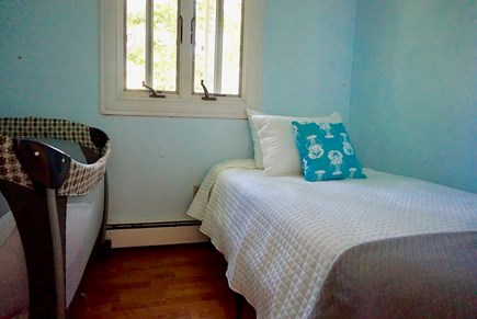 North Falmouth Cape Cod vacation rental - Small room with 2 twins