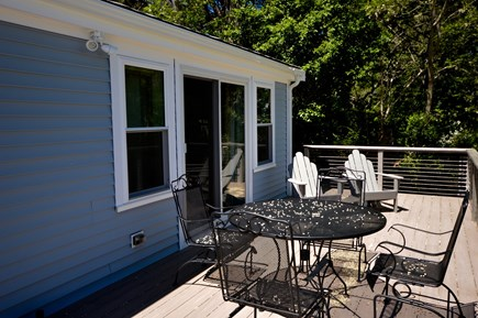 Orleans Cape Cod vacation rental - Outdoor furniture