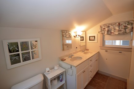 Orleans Cape Cod vacation rental - Full bath with stand up shower